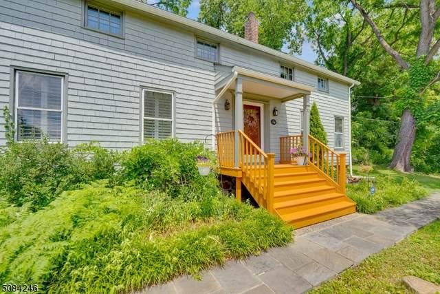 102 New Providence Rd, Mountainside Boro, NJ 07092 (MLS #3725284) :: The Dekanski Home Selling Team