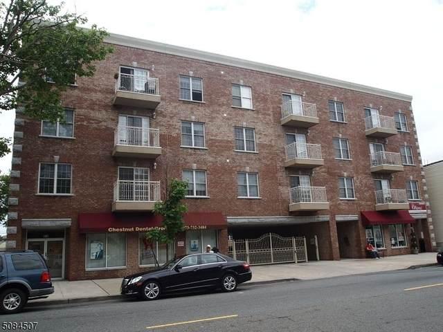 411 Chestnut 2A, Newark City, NJ 07105 (MLS #3725292) :: Coldwell Banker Residential Brokerage