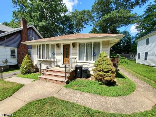18 Park Rd, Morris Plains Boro, NJ 07950 (MLS #3725354) :: SR Real Estate Group