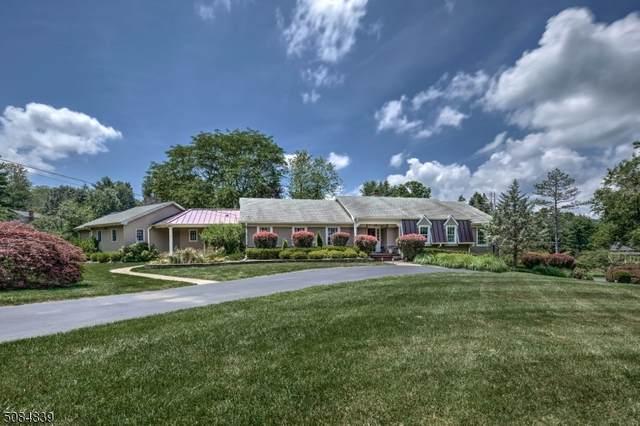 8 Knollwood Trl, Mendham Twp., NJ 07945 (MLS #3725759) :: Stonybrook Realty