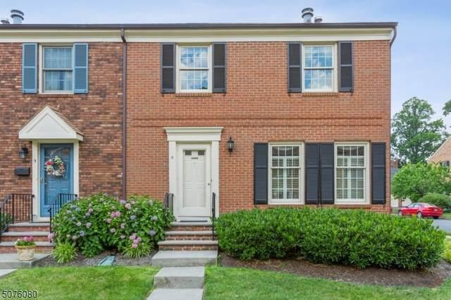 11 Cowperthwaite Sq #11, Westfield Town, NJ 07090 (MLS #3725761) :: Coldwell Banker Residential Brokerage