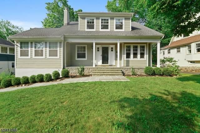 56 Cedar St, Millburn Twp., NJ 07041 (MLS #3725771) :: Coldwell Banker Residential Brokerage