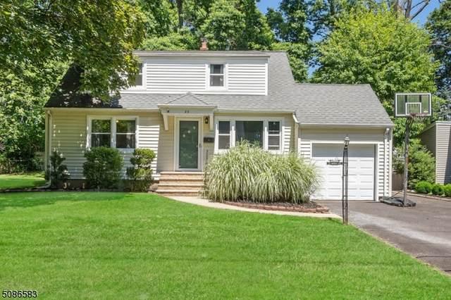 23 Roselle Ave, Cranford Twp., NJ 07016 (MLS #3725988) :: Gold Standard Realty