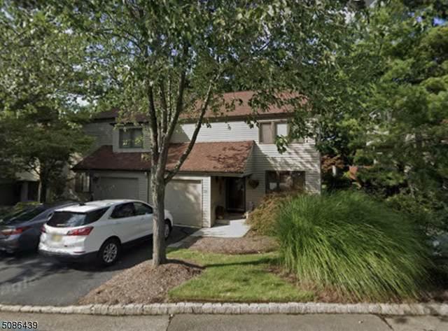 20 Minnisink Dr #20, Roseland Boro, NJ 07068 (MLS #3726058) :: SR Real Estate Group