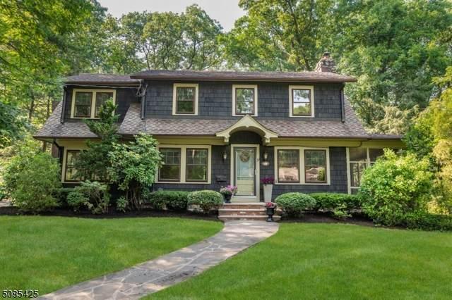 31 Woodland Ave, Mountain Lakes Boro, NJ 07046 (MLS #3726060) :: SR Real Estate Group