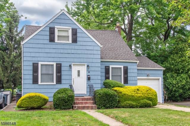 9 Mapes Ave, Nutley Twp., NJ 07110 (MLS #3726191) :: The Dekanski Home Selling Team