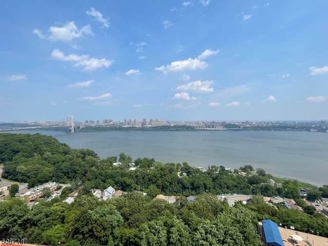 1512 Palisade Ave 17G, Fort Lee Boro, NJ 07024 (MLS #3726325) :: Team Francesco/Christie's International Real Estate