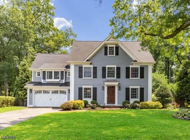 9 Lidgerwood Pl, Morris Twp., NJ 07960 (MLS #3726343) :: SR Real Estate Group