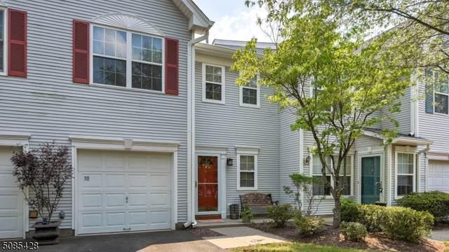 311 Hannah Way, Bridgewater Twp., NJ 08807 (MLS #3726386) :: Stonybrook Realty