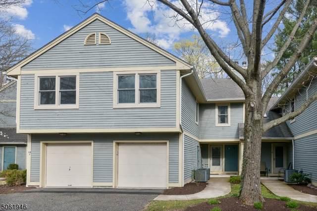 34 Loantaka Way L, Madison Boro, NJ 07940 (MLS #3726425) :: SR Real Estate Group