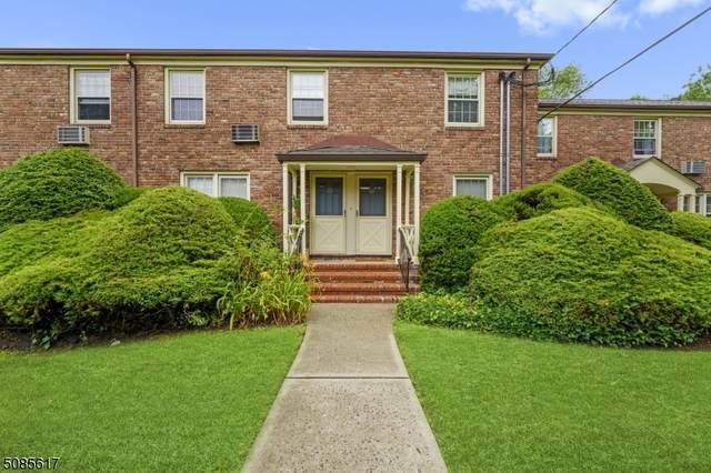 380 Main Unit 26 #26, Chatham Boro, NJ 07928 (MLS #3726481) :: SR Real Estate Group