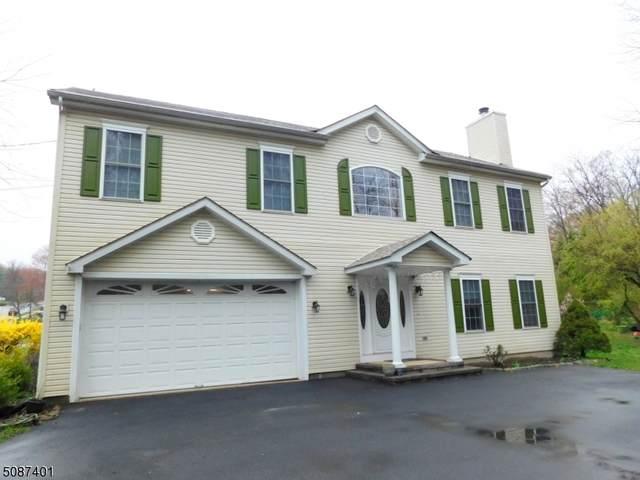 2 Fleetwood Dr, Rockaway Twp., NJ 07866 (MLS #3726521) :: SR Real Estate Group