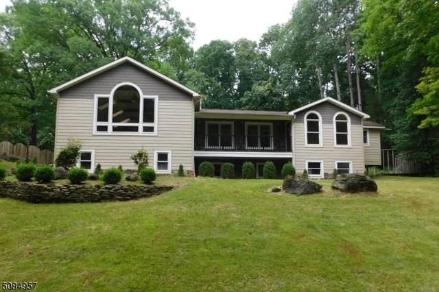 96 Cedar Lake Rd, Blairstown Twp., NJ 07825 (MLS #3726556) :: Coldwell Banker Residential Brokerage