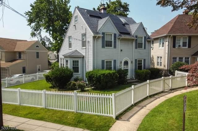 992 Byron Ave, Elizabeth City, NJ 07208 (MLS #3726578) :: Stonybrook Realty
