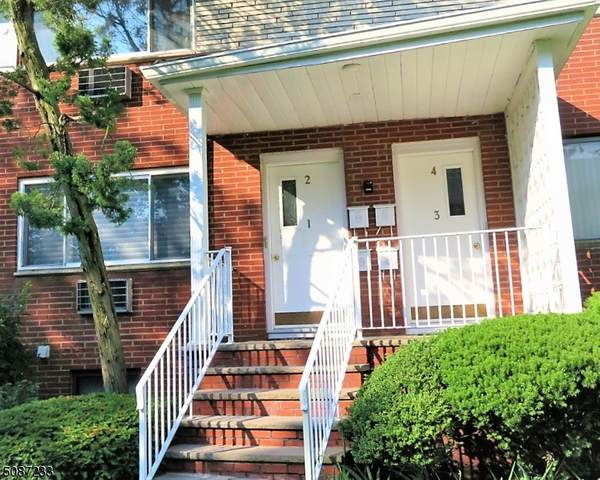1319 Anderson Ave Apt 2 #2, Fort Lee Boro, NJ 07024 (MLS #3726579) :: Zebaida Group at Keller Williams Realty