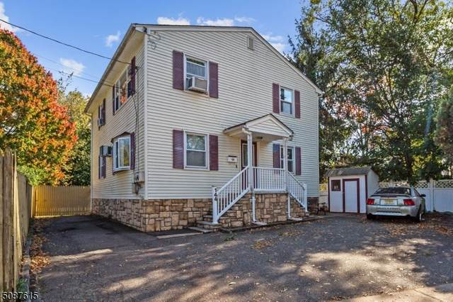 144 Linden Ave #2, Bound Brook Boro, NJ 08805 (MLS #3726681) :: The Dekanski Home Selling Team