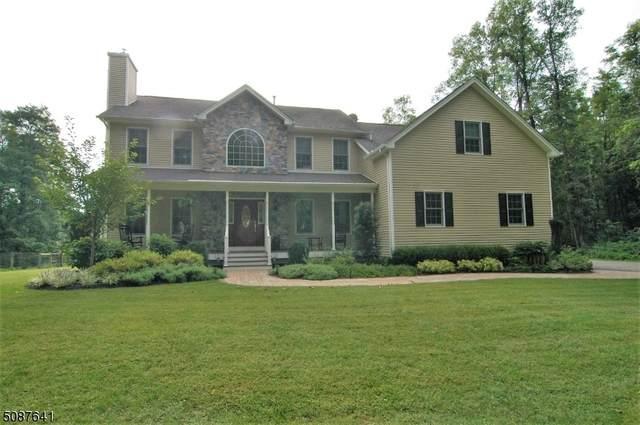 141 Vail Road, Knowlton Twp., NJ 07832 (MLS #3726690) :: The Dekanski Home Selling Team