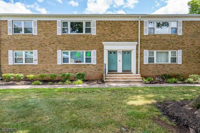 193 Evergreen Rd 9B, Edison Twp., NJ 08837 (MLS #3726719) :: Stonybrook Realty