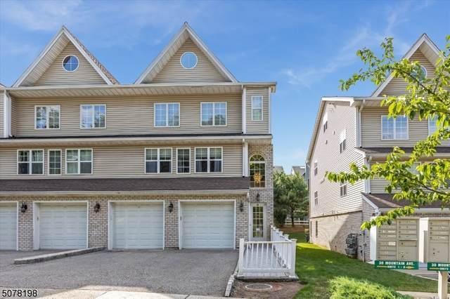 20 Mountain Ave #9, Paterson City, NJ 07501 (MLS #3726892) :: Stonybrook Realty