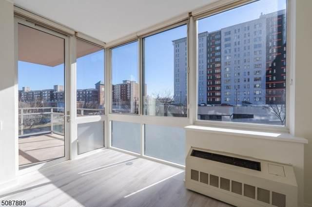 308 Hudson Park #308, Edgewater Boro, NJ 07020 (MLS #3726898) :: SR Real Estate Group