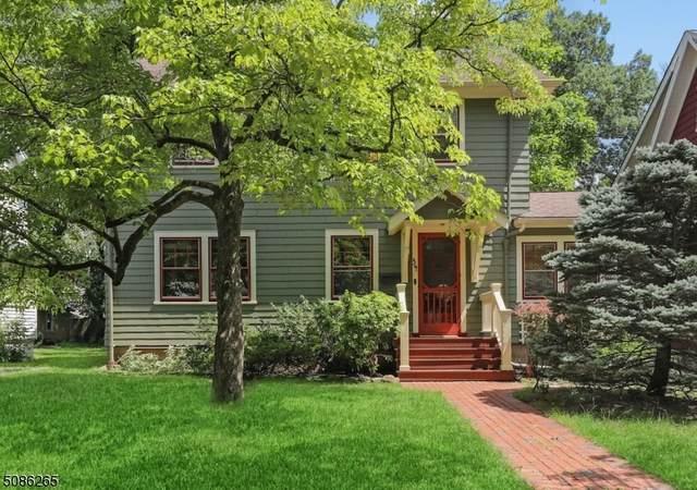 34 Bruce Rd, Montclair Twp., NJ 07043 (MLS #3726956) :: Gold Standard Realty
