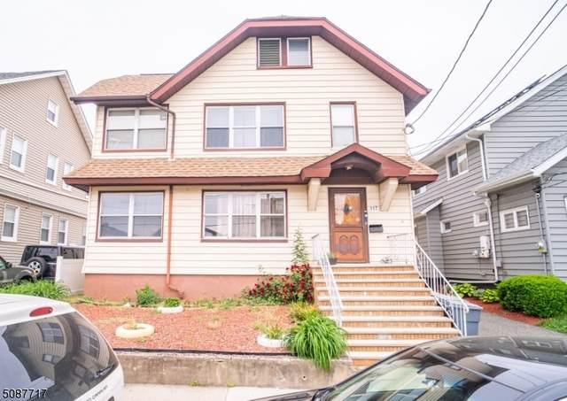 117 Rutherford Pl, Kearny Town, NJ 07032 (MLS #3727070) :: PORTERPLUS REALTY