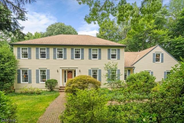 14 Conifer Dr, Mendham Twp., NJ 07945 (MLS #3727077) :: SR Real Estate Group