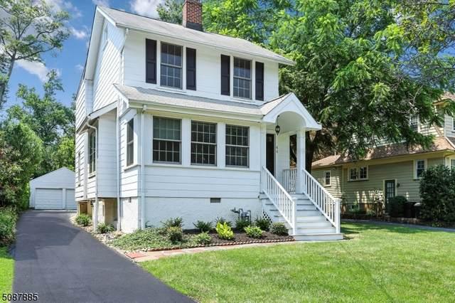 44 Minton Ave, Chatham Boro, NJ 07928 (MLS #3727099) :: SR Real Estate Group
