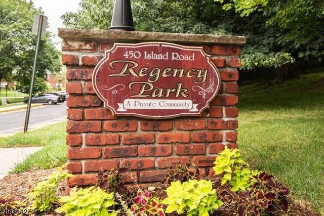 117 Regency Park, Ramsey Boro, NJ 07446 (MLS #3727138) :: Stonybrook Realty