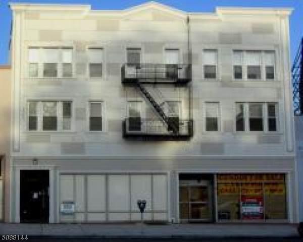 116 Washington Ave #3, Belleville Twp., NJ 07109 (MLS #3727161) :: The Sikora Group