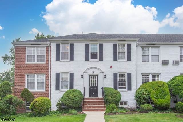 101 Gates Ave 012J #12, Montclair Twp., NJ 07042 (MLS #3727204) :: SR Real Estate Group