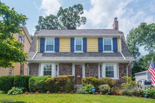 55 Overlook Terrace, Nutley Twp., NJ 07110 (MLS #3727212) :: The Dekanski Home Selling Team