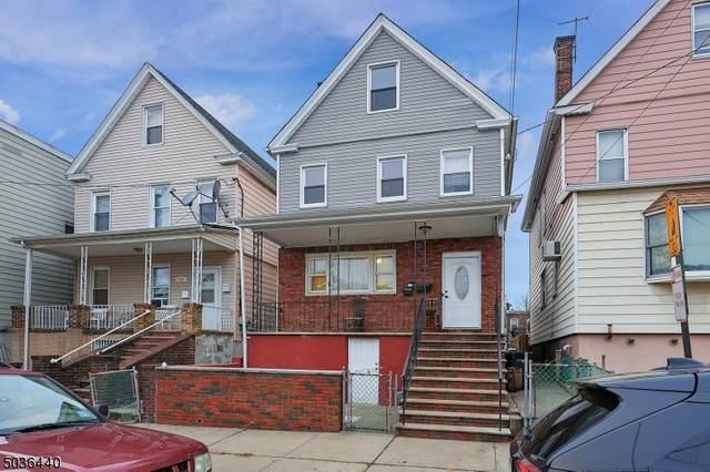 221 John St, Elizabeth City, NJ 07202 (MLS #3727245) :: The Sikora Group