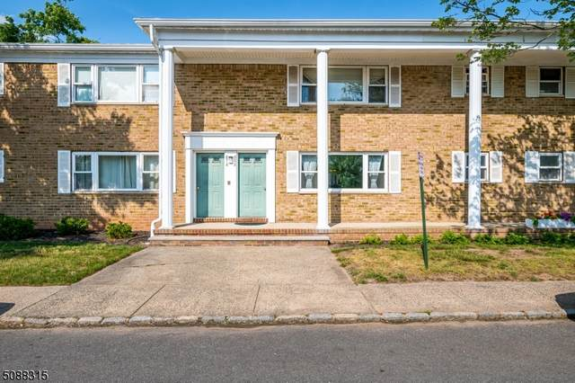 44 Judson 8A, Edison Twp., NJ 08837 (MLS #3727310) :: Stonybrook Realty