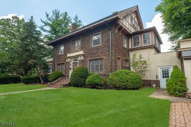 321 Ridge St, Newark City, NJ 07104 (MLS #3727439) :: Team Braconi | Christie's International Real Estate | Northern New Jersey
