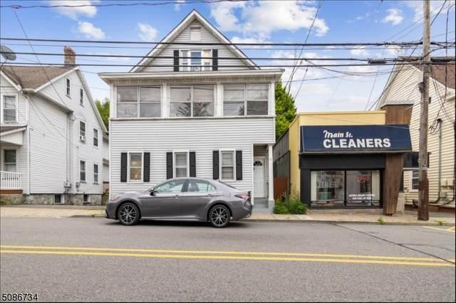 33 S Main St, Wharton Boro, NJ 07885 (MLS #3727536) :: SR Real Estate Group