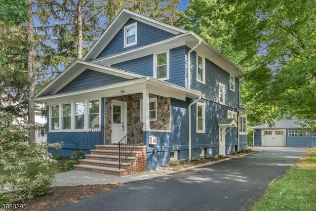 58 Mill Rd, Morris Twp., NJ 07950 (MLS #3727559) :: Coldwell Banker Residential Brokerage