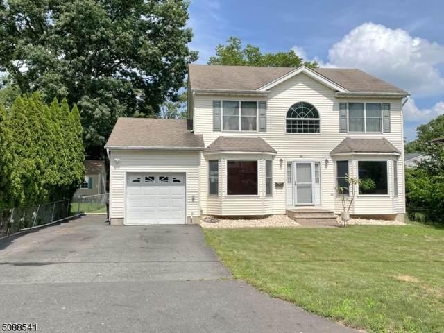 168 Longport Rd, Parsippany-Troy Hills Twp., NJ 07054 (MLS #3727565) :: SR Real Estate Group