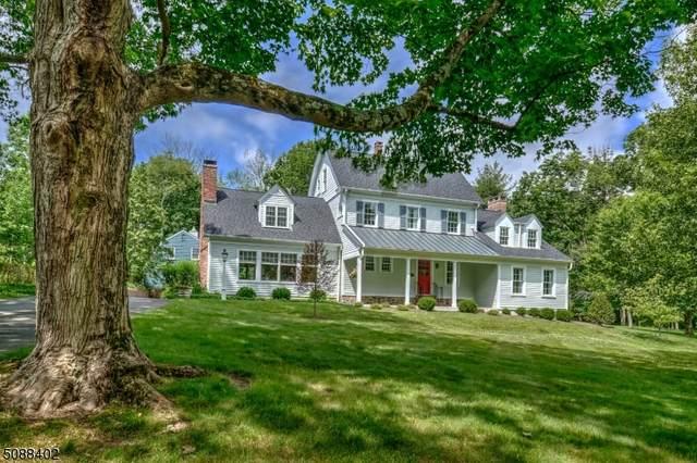 537 James St, Harding Twp., NJ 07976 (#3727663) :: NJJoe Group at Keller Williams Park Views Realty