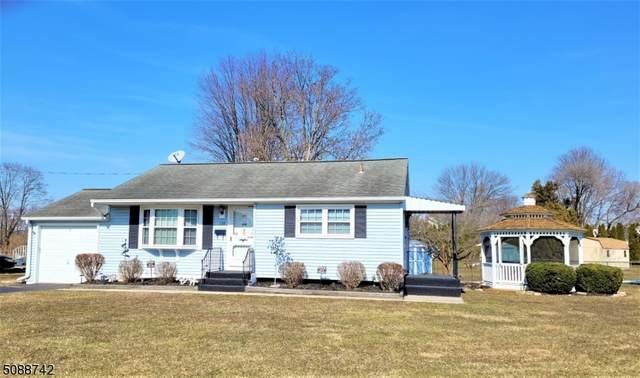 136 Center Rd, Phillipsburg Town, NJ 08865 (MLS #3727697) :: Stonybrook Realty