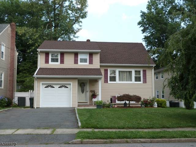 108 Renner Ave, Bloomfield Twp., NJ 07003 (MLS #3727828) :: The Sikora Group