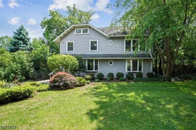 50 Cedar St, Millburn Twp., NJ 07041 (MLS #3727995) :: Stonybrook Realty
