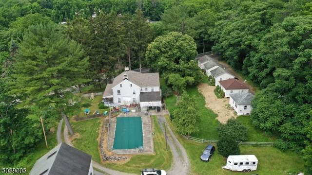 38 Stark Rd, Knowlton Twp., NJ 07832 (MLS #3728000) :: The Dekanski Home Selling Team