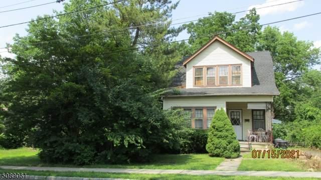 2 Pine Tree Ter, Madison Boro, NJ 07940 (MLS #3728027) :: Zebaida Group at Keller Williams Realty