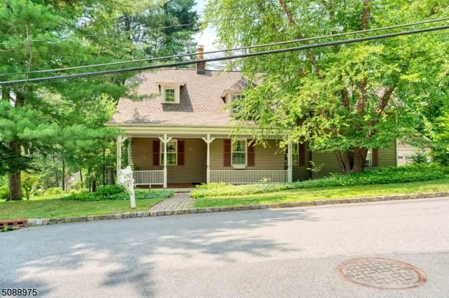 200 Mountain Way, Morris Plains Boro, NJ 07950 (MLS #3728132) :: SR Real Estate Group