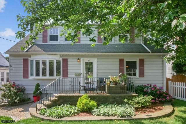 13 Webster Ave, Kearny Town, NJ 07032 (MLS #3728280) :: Team Gio | RE/MAX