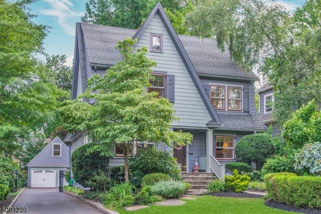 98 Haddon Pl, Montclair Twp., NJ 07043 (MLS #3728289) :: SR Real Estate Group