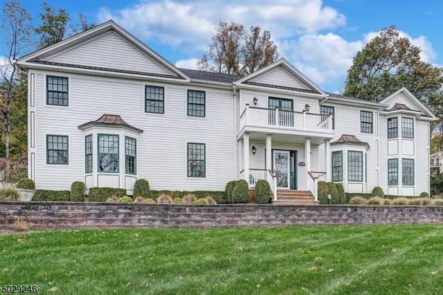 6 Valley View Rd, Chatham Twp., NJ 07928 (MLS #3728371) :: The Dekanski Home Selling Team