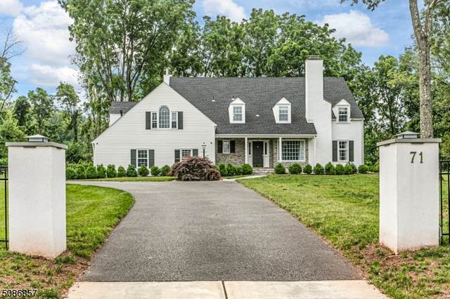 71 Rolling Hill Rd, Montgomery Twp., NJ 08558 (MLS #3728427) :: Compass New Jersey