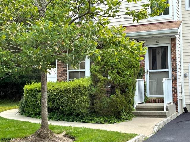 80 Pheasant Brook Ct, Bedminster Twp., NJ 07921 (MLS #3728470) :: Stonybrook Realty